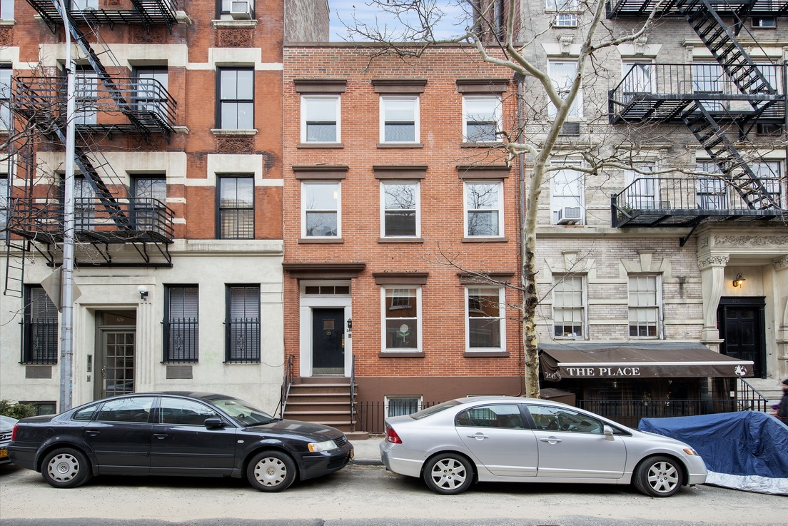 Historic west village townhome at 308 west 4th street 4 br for 151 west broadway 4th floor new york ny 10013